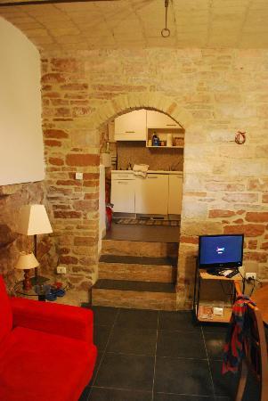 La Residenza dei Cappuccini: Angolo cottura