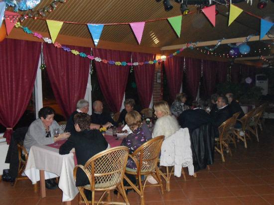 Wiellies Bar Restaurant: eten en drinken