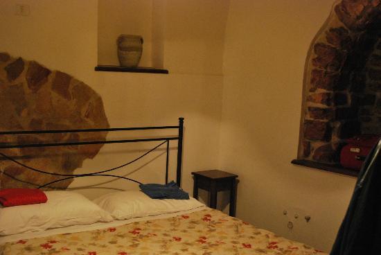 لا ريزيدينزا داي كابوتشيني: Camera da letto