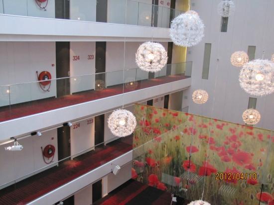 WestCord Hotel Delft: Public area