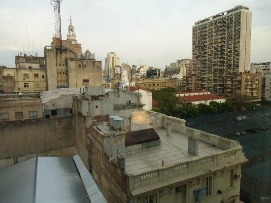 Amerian Buenos Aires Park Hotel: View from room