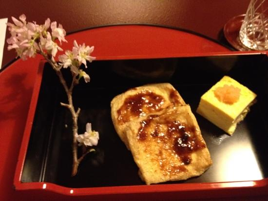 Tokyo Shiba Tofuya Ukai: 美味しい