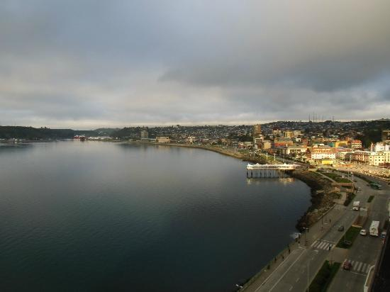 Holiday Inn Express Puerto Montt: View from room