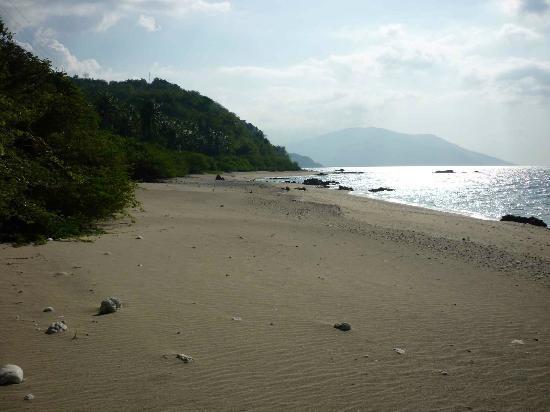 Tuko Beach Resort: Beach