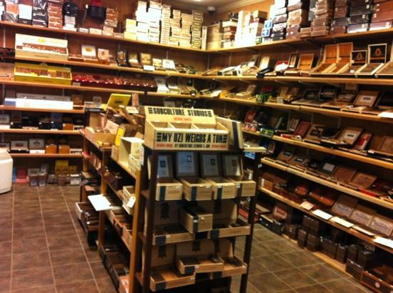 Cigars & More : Alabama's best selection, service and prices!