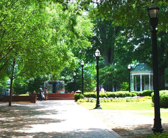 Park at Marietta Square