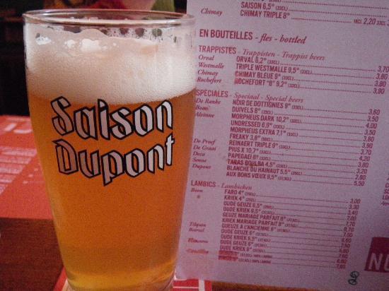 Nuetnigenough Saison Dupont