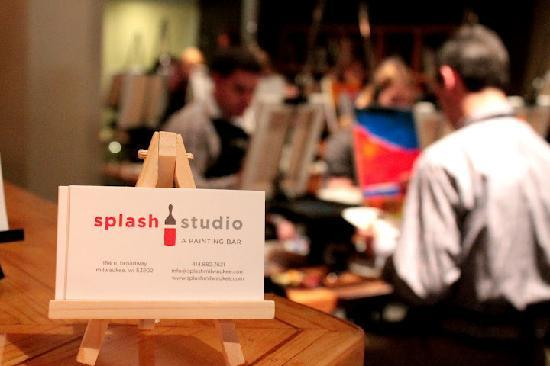 ‪Splash Studio - A Painting Bar‬