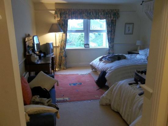 Fuchsia Guest House: chambre