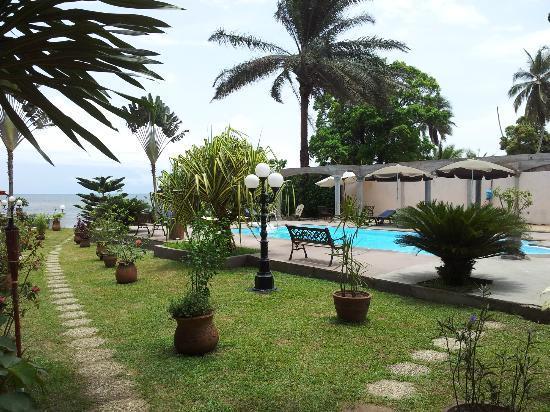 Hotel Residence San Marco: Pool area