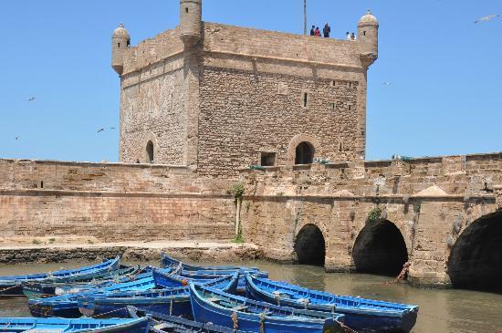 Riad Al Madina : Le port
