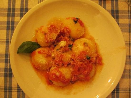 Ecomesara' : Delicious ravioli