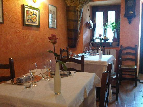 Cavaglia, Italia: Saletta