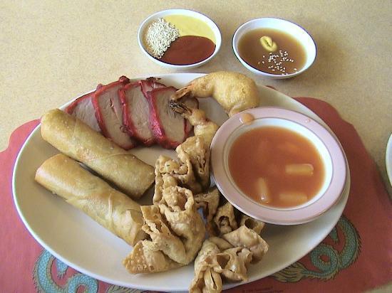 Tien's Place Oriental Dining: #1 appetizer $6.95