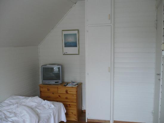 Stavanger Bed & Breakfast : Tak wygląda pokój dwuosobowy bez łazienki