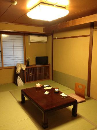 Ohanabo: clean spacious room