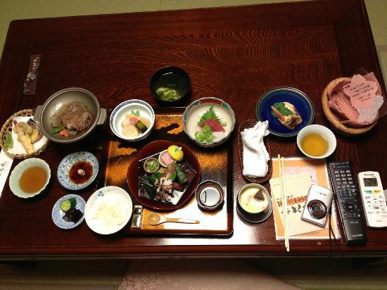Hokkaikan Ohanabo: Kaiseki Dinner