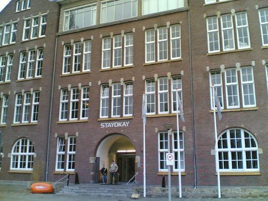 Stayokay Hostel Amsterdam Zeeburg: Stayokay Zeeburg Amsterdam