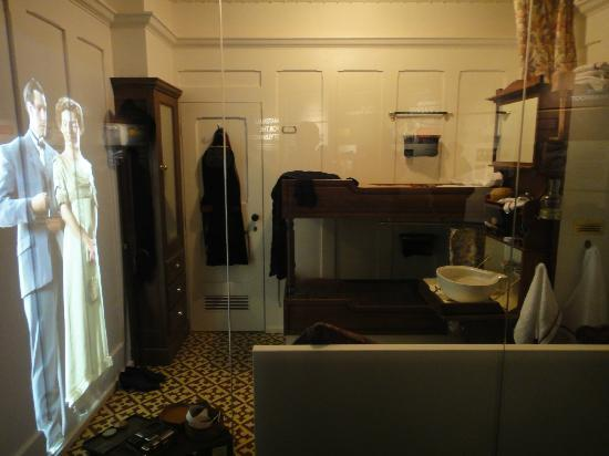 Passenger Cabin 2nd Class I Think Picture Of Titanic