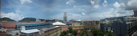 RCB Patong Hotel: VIEW 7 FLOOR