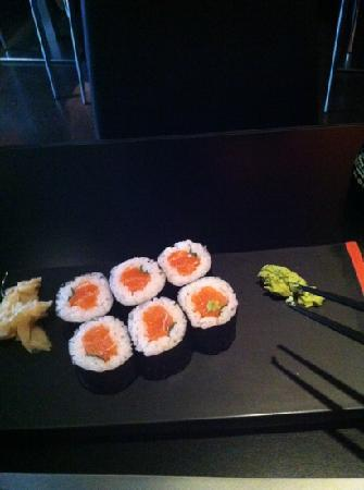 Godzilla Sushi Bar
