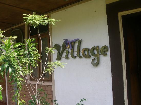 The Village Polonnaruwa: Entrance to hotel