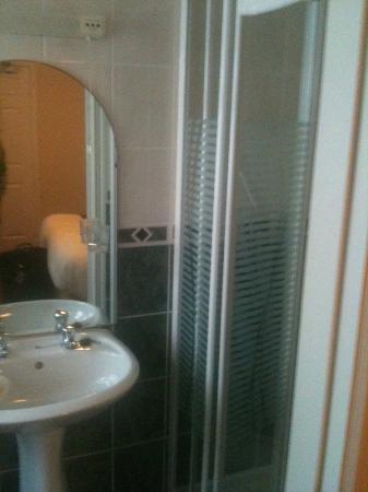 Ashville House: bathroom