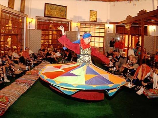 Menaville Resort: shisha
