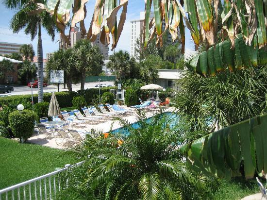Floranada Condominiums : view from the room