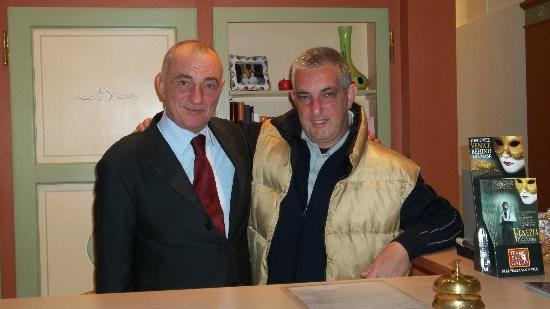 Ca dei Polo: Direttore Stefano e Mauro