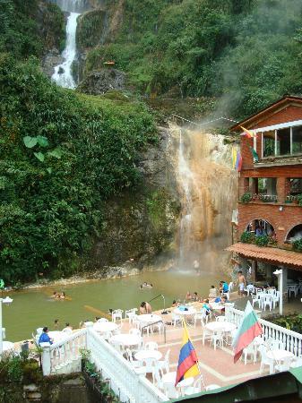 Termales Santa Rosa de Cabal - Hotel: hot springs