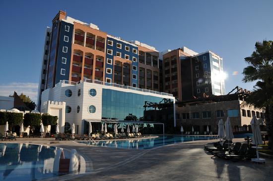 Kamelya Selin Hotel: Selin Buffet