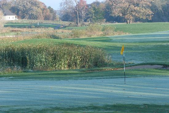 Geneva Golf Club : Views