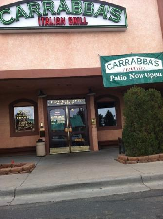 Carrabba's Italian Grill : outside view