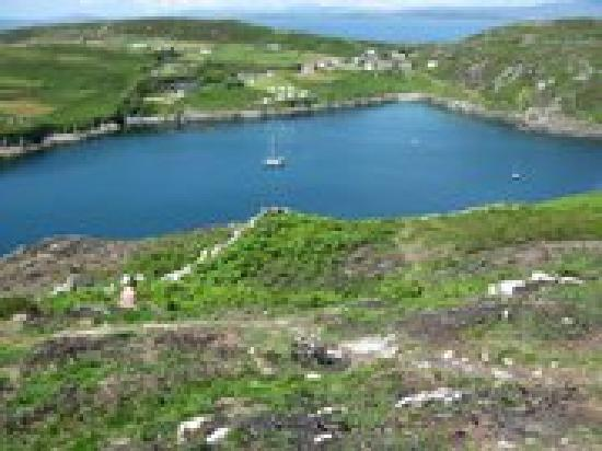 Cape Clear Island, ไอร์แลนด์: South harbour