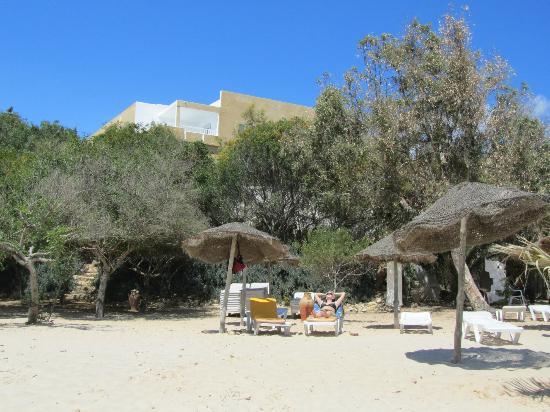 Mediterranee Thalasso Golf: plage