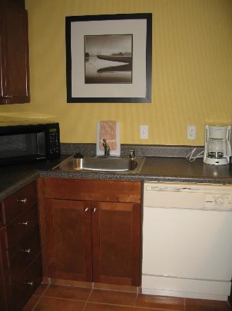 Residence Inn Grand Junction : Kitchen