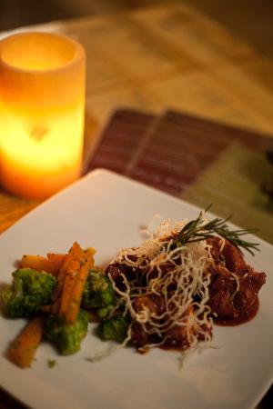 PACHAMAMA cocina de autor : Dinner