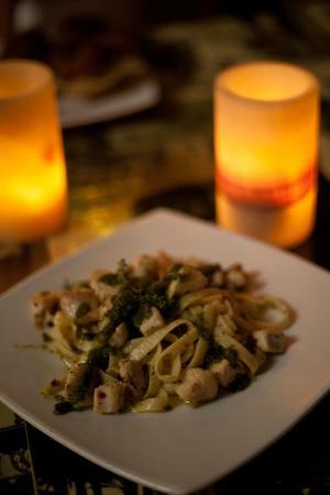 PACHAMAMA cocina de autor : Chicken Fettucini