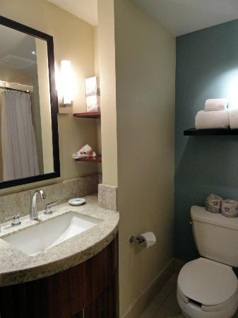Bathroom Vanity Small Picture Of Bay Lake Tower At Disney 39 S Contemporary Resort Orlando
