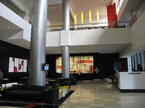 Mantra on View Hotel : Lobby