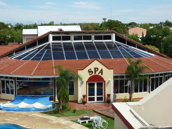 Costa Del Sol Hotel: spa