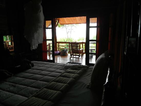 Esmeralda View Resort: inside the room