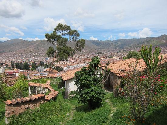 Hospedaje Inka: Garden