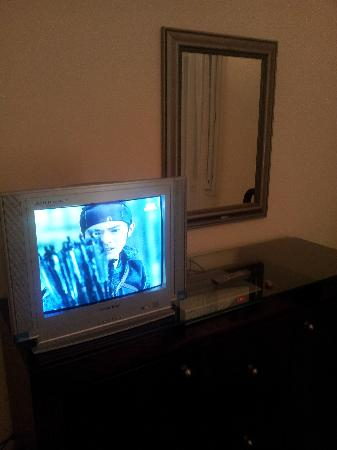 Alexander the Great Hotel: TV