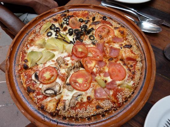 Mama Mia: our pizza