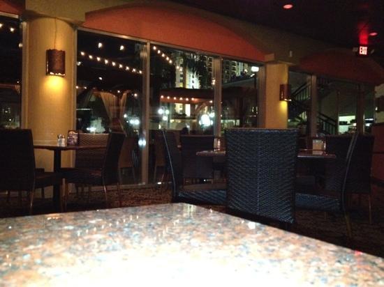 Jackson's Bistro Bar & Sushi: restaurant view