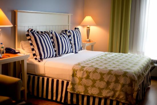 Hotel Indigo Sarasota: trendy linens