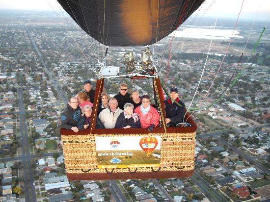 Mildura Ballooning