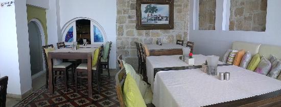 Seagull Restaurant: зал для некурящих